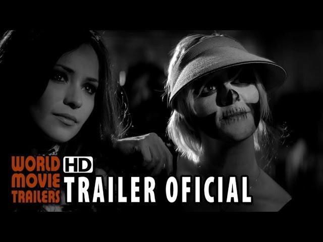 Garota Sombria Caminha Pela Noite Trailer legendado (2015) HD