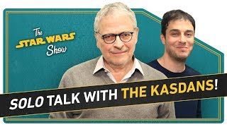 Solo Writers Lawrence and Jonathan Kasdan on Scripting Chewbacca