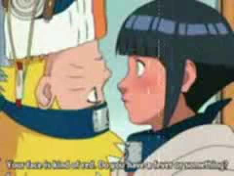 Naruto Y Hinata Shippuden - Kiss me