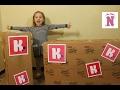 Посылка с игрушками от Кати Мисс Кейти для Насти МНОГО ИГРУШЕК Miss Katy