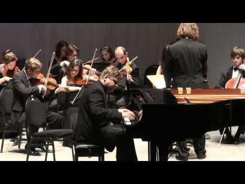Бах Иоганн Себастьян - Концерт для клавира (фортепиано) с оркестром ре минор