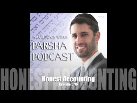 Ari Goldwag - Ki Seitze - Honest Accounting