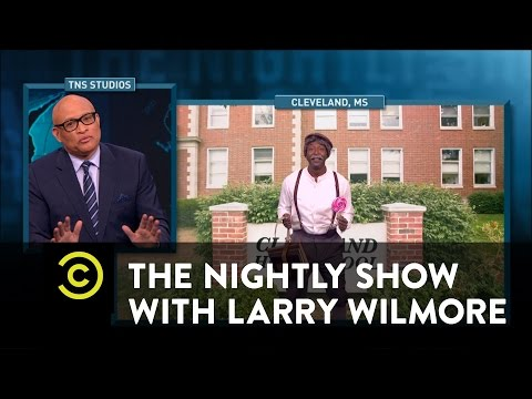 The Nightly Show - Hang On a Minute, News! - Desegregation in Mississippi