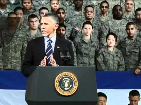 President Obama visits Korea