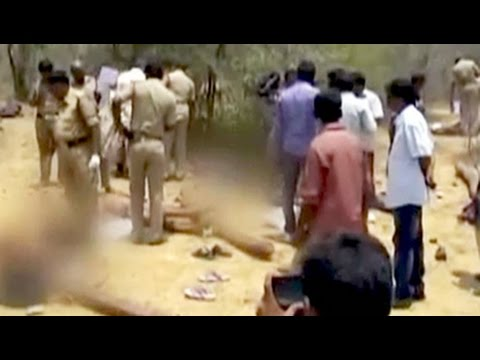 Chittoor killings: 2 witnesses who claim encounter in Andhra Pradesh was fake, to meet rights body