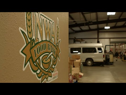 Walmart and the NW Arkansas Food Bank Work to Fight Hunger