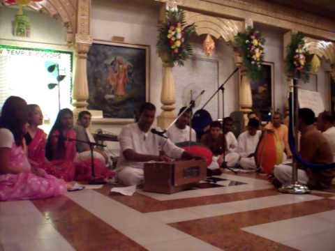 Hare Krsna Dham Houston Youth - Ohe Vaishnava Thakur