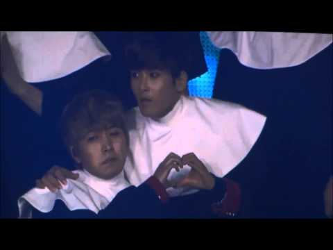 [hd Fancam] 131228 Super Junior - Sisters  Smtown Week Treasure Island (슈퍼주니어) video