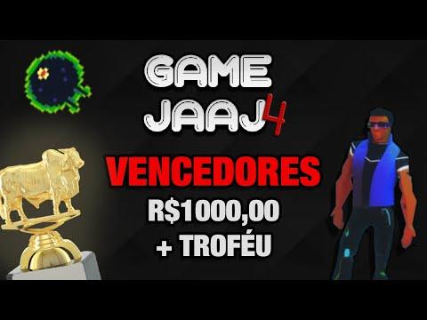 OS MELHORES JOGOS BRASILEIROS - VENCEDORES DA GAME JAAJ 4