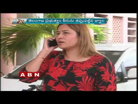 Gutta jwala Angry on Telangana Governament | Tweets On KTR | ABN Telugu