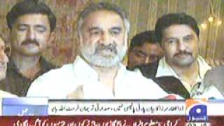 Zulfiqar Mirza's complete speech about Altaf,Isharat Ibad and MQM's criminals