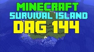 Minecraft - Survival island - Dag 144 ''Job vs The Wither?!''