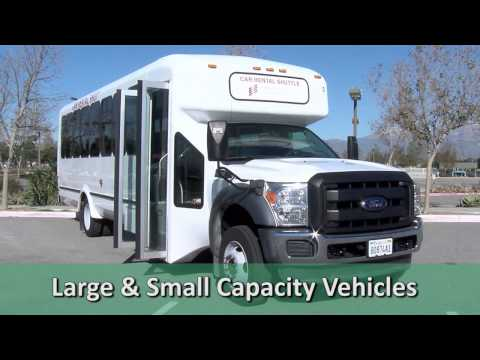 Airport Industry Shuttle Buses