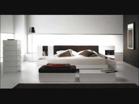 Dise o de muebles recamaras minimalistas precios mas for Muebles minimalistas