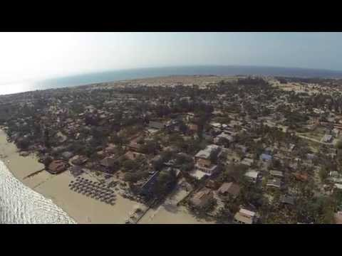 DJI Phantom FPV flying in Luanda, Angola
