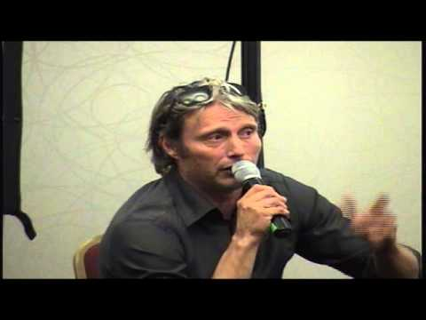 Mads Mikkelsen Hannibal Panel 2014 HorrorHound Weekend