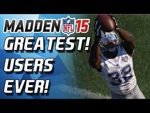 Madden 15 Ultimate Team - PLAYOFF DEBUT! SEAN LEE IS A BEAST! - Madden 15 MUT15