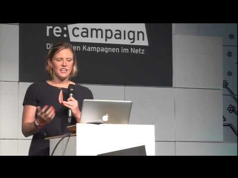 re:publica 2013 - Betsy Hoover: Community Organizing - lessons from Obama for America 2012