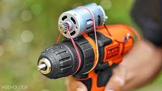 6 Amazing Life Hacks with Drill Machine