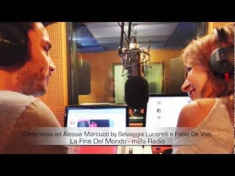"""Alessia Marcuzzi a """"LA FINE DEL MONDO"""" – m2o Radio"""
