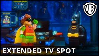 The LEGO® Batman™ Movie – Extended TV Spot – Warner Bros. UK