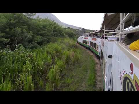 From Singing Railroad to Luxury Harbor: St Kitts Restaurant Week July 23 2015 Day 2