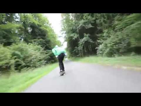 Geneva Longboarders - Raw Run Secret Spot !