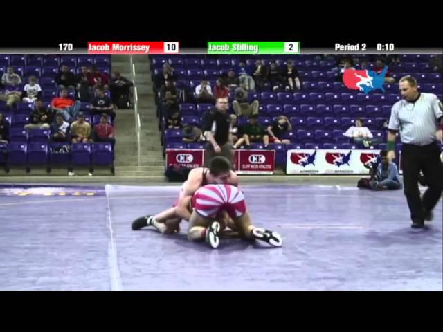 sddefault VIDEO: USA Wrestling Folkstyle Nationals Finals