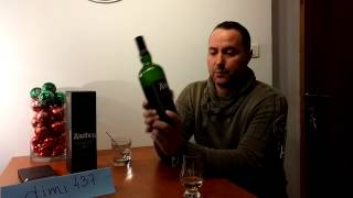 Виски обзор 25.  Ardbeg 10 Years Old, 46%Alc.