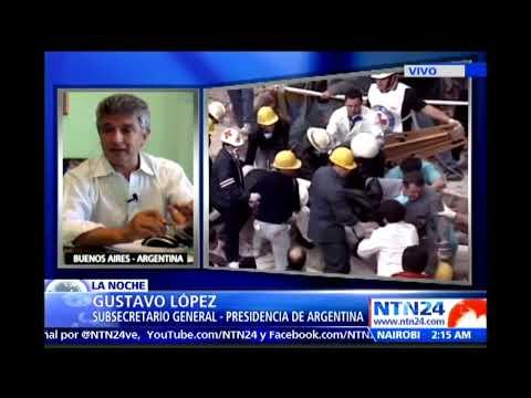 Subsecretario General argentino respalda versión de Fernández sobre muerte de Nisman