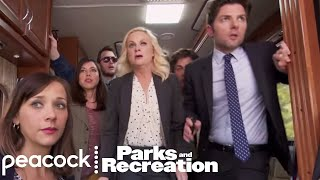 It's A Trap! - Parks and Recreation