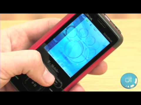 Video: Nokia XpressMusic 5610 Mobile Phone Review