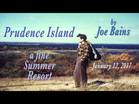 Prudence Island - A Fine Summer Resort