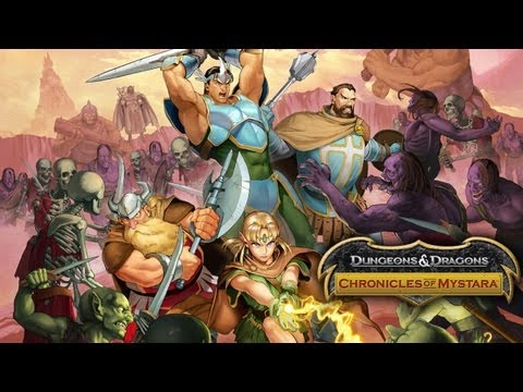 Dungeons & Dragons: Chronicles of Mystara - Reveal Trailer
