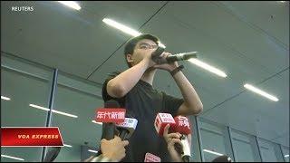Truyền hình VOA 20/6/19: Lãnh đạo biểu tình Hong Kong muốn truyền cảm hứng cho người Việt