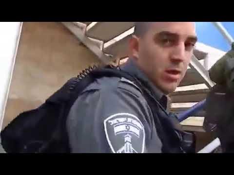 INDIGNANTE! Niños palestinos son detenidos para ser interrogados