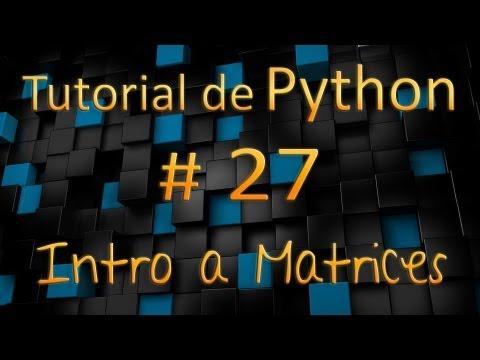 TUTORIAL PHYTON Español