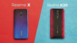 Realme X vs Redmi K20: The New Mid-Range King?