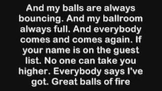 Watch AC DC Big Balls video