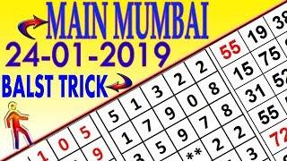 24-01-2019 satta matta matka main mumbai trick guessing,Malamal kalyan Trick