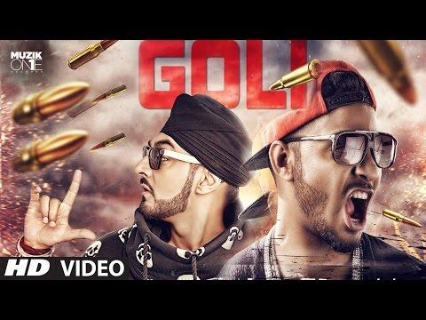 Goli - MANJ Musik Feat. Raftaar