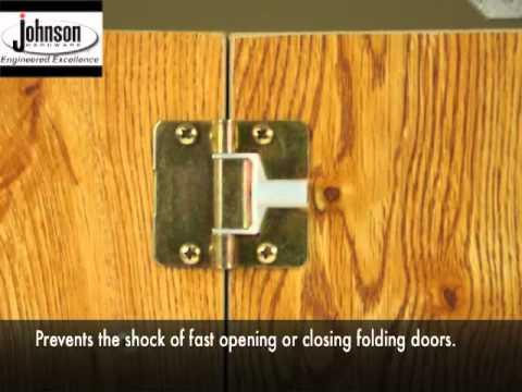 Johnson hardware 1601 full access bi fold door hardware for 1700 series folding door instructions