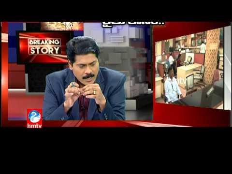 Debate on AP CM Chandrababu Naidu Statement on Loan Waiver Scheme - HMTV Breaking Story with VK