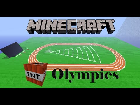 Minecraft TNT Olympics Episode 2: Trap Shooting