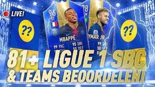 FIFA 19 | GEGARANDEERDE LIGUE 1 TOTS!! KIJKERS TEAMS BEOORDELEN & PACKS OPENEN!