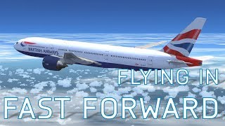FSX Attempting Around the World | Where Will We Crash? | Not as Planned!
