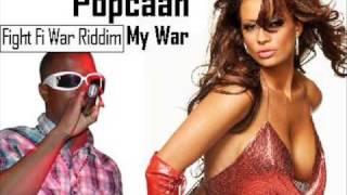 Watch Popcaan My War video