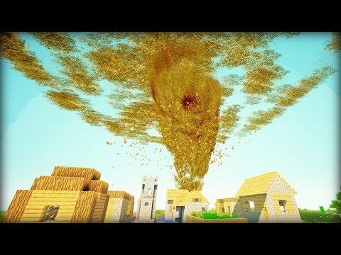 Minecraft TORNADO MOD