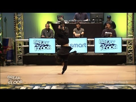 Break The Floor 2014 |1/4 final | Morning of owl VS Objectif lune