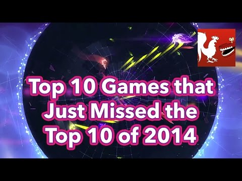 Countdown - Top 10 Games that Just Missed the Top 10 of 2014